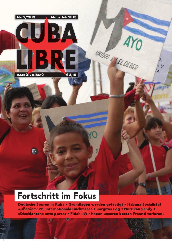 CUBA LIBRE 3-08